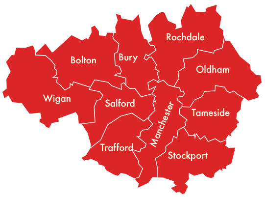 Local Elections 2019 Greater Manchester